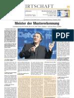 Meister Der Mustererkennung - Luxemburger Wort Futurist Gerd Leonhard 2013