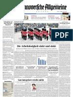 Hannoversche Allgemeine Zeitung 20110429