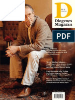 diogenes magazin nr 6 | 2o11 frühling