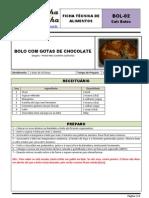 Bol-02-Bolo Com Gotas de Chocolate