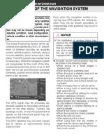 Navigation System Information