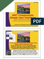 09 AWT Components