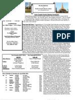 St. Joseph April 21, 2013 Bulletin