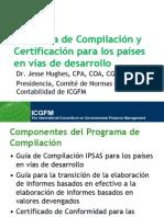 Programa de Compilación y Certificación para los países en vías de desarrollo