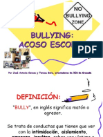 Acoso Escolar.bullYING .Para Fam