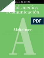 Medios Comunicacion Alzheimers