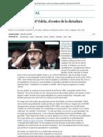 Muere Jorge Rafael Videla, el rostro de la dictadura argentina _ Internacional _ EL PAÍS