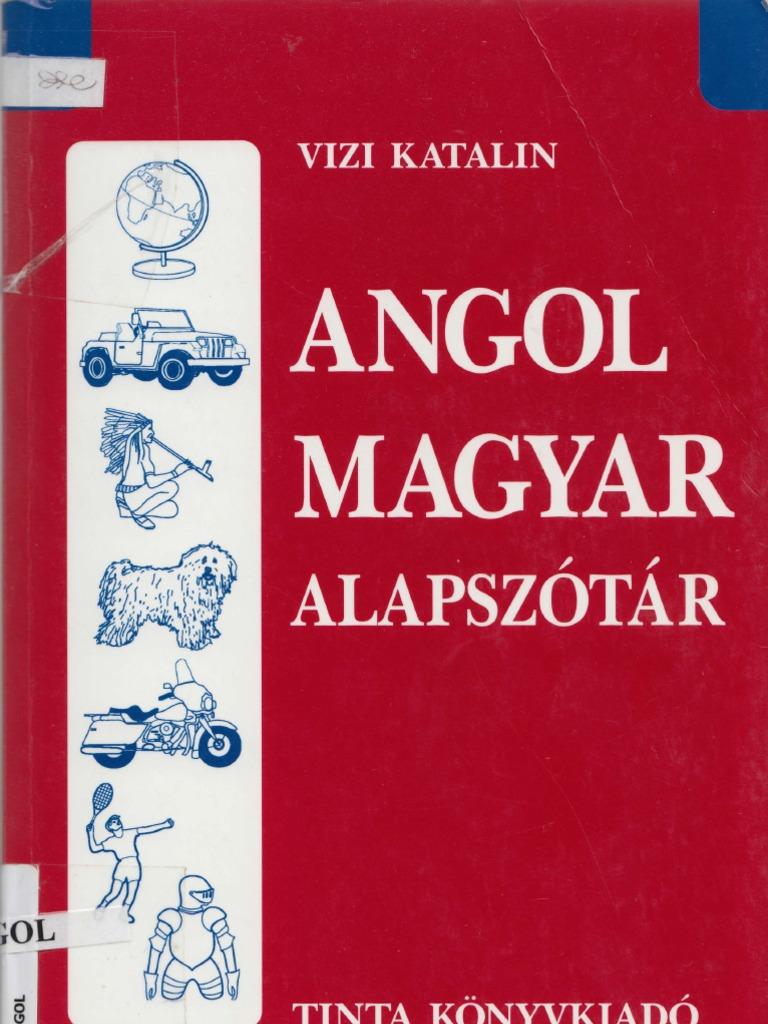 Vizi Katalin - Angol-Magyar Alapszotar 70a510f49c