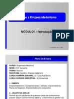 Módulo I - G&E Introdução rev 1 - 2013