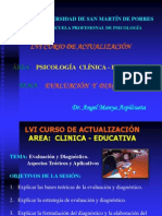 Evaluacion y Diagnóstico  - clinik educativa