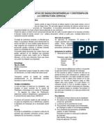 Infrarrojo - Crioterapia en Contractura Cervical