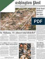 The Washington Post 2011 04 29