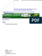 ESPÉCIES DE PARCELAMENTO for Registro Público Resumido