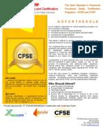 Brochure CFSE-CFSP Bali-July 2013