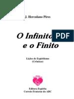 O Infinito e o Finito (J. Herculano Pires)