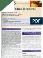 Biodisponibilidade de Minerais