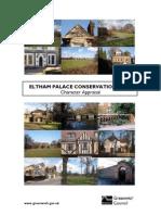 Eltham Palace CAA Adopted Jan 2008