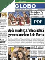 O Globo 290411