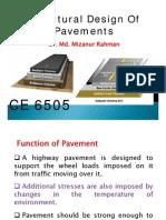 Pavement Components Lec-1