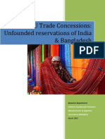 EU trade concessions for Pakistan
