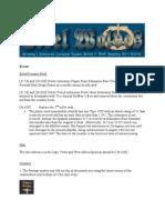 Steel Wolves Errata FAQ 2012