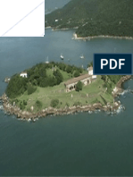 Arvoredo,Baía dos Golfinhos e fortaleza de anhatomirim