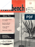 Workbench Magazine - Vol 14 # 2 - March-April 1958