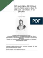 Masoneria-Bedarride-DELAORDENMASONICADEMISRAIM