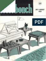 Workbench Magazine - Vol 14 # 4 - July-Aug 1958