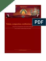 Penor Rinpoche - Visione,Compassione,Meditazione e Dzogchen