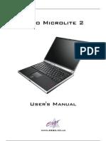 Ergo Microlite 2 User Manual
