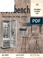 Workbench Magazine - Vol 14 # 5 - Sept-Oct 1958