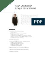 4to Articulo Haga una reseña del bloque de Escrituras.pdf