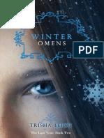 Winter Omens - Trisha Leigh