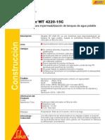 Sikaplan WT 4220 15C PDS