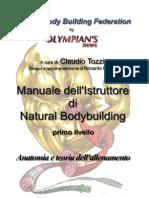 Manuale Anatomia E Teoria Allenamento I° Livello di Claudio Tozzi