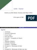 Tutorial de Ajax Www.iaulas.com.Br