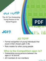 2013 JCI TOYP Information (1)