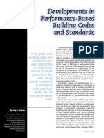 Very Goood Papwer for Prescriptive vs Performance Based Codes