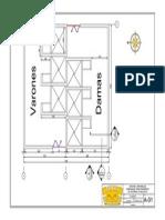 Duchas Comunales- Arquitectura 1