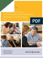 Dementia Care Practice