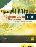 Cultura Ciudadana y Gobierno Urbano