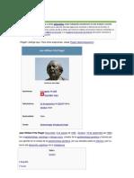 Jean Piaget - Semblanza