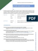Translation Documentation 1.2