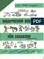 Bildsprescher deutsch für Soldaten -  Sonderausbildung (1944)