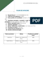 Plan de Afacer-Gogoserie