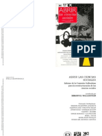 4-Wallerstein_Debate de Las Ciencias Sociales