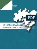 Estimativa Cancer 2012