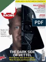 F1 Racing - May 2013