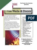 Firewalls&Doorsbrochure